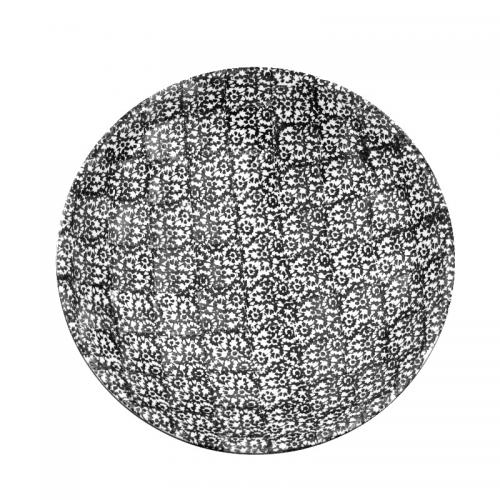 Salladsskål Vesta,  Ø 35 cm Svart, 31042