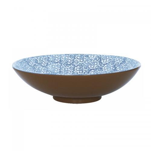 Salladsskål Vesta, Ø 40 cm Blå, 31047