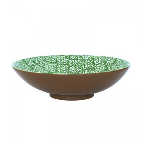 Salladsskål Vesta, Ø 35 cm Grön, 31050