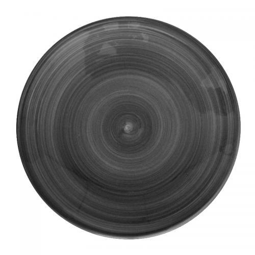 Xantia Tallrik flat Ceres, Ø 22 cm Svart, 31060 - 4 st