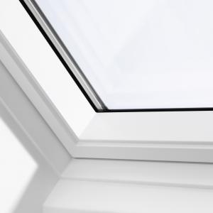 VELUX pivåhängda takfönster Solo 2 Everfinish