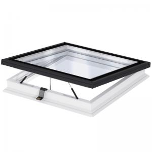 Velux Takfönsterkupol Planglas Solo 2 Kompl utvändigt