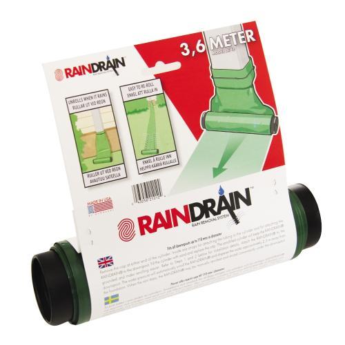Regnvattenspridare Rain Drain 3,6M