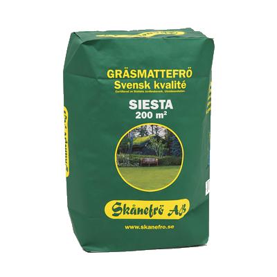 Gräsfrö Siesta 5 kg Skånefrö