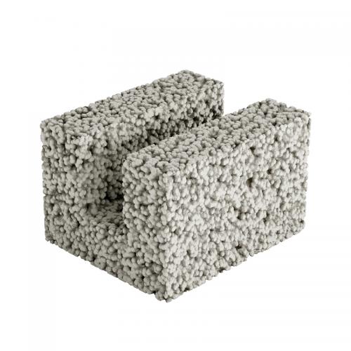 U-Block 250x190x295mm