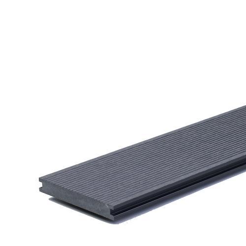 Komposit Trall Till Bamboodeck, 140x20x2900mm Grå Solid, WPC200