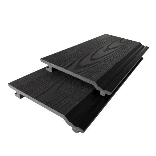 Komposit Panel Till Bamboodeck, 156x21x2900mm Svart, WPC300