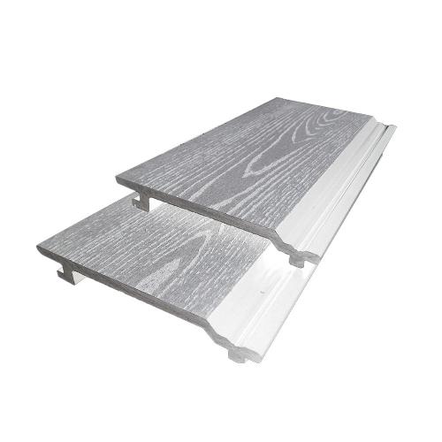 Komposit Panel Till Bamboodeck, 156x21x2900mm Vit WPC3011