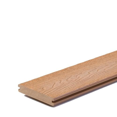 Komposit Trall Till Bamboodeck, 140x23x2900mm Solid Teak, WPC507