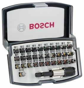 Bitsæt Bosch 32 PARTS PRO