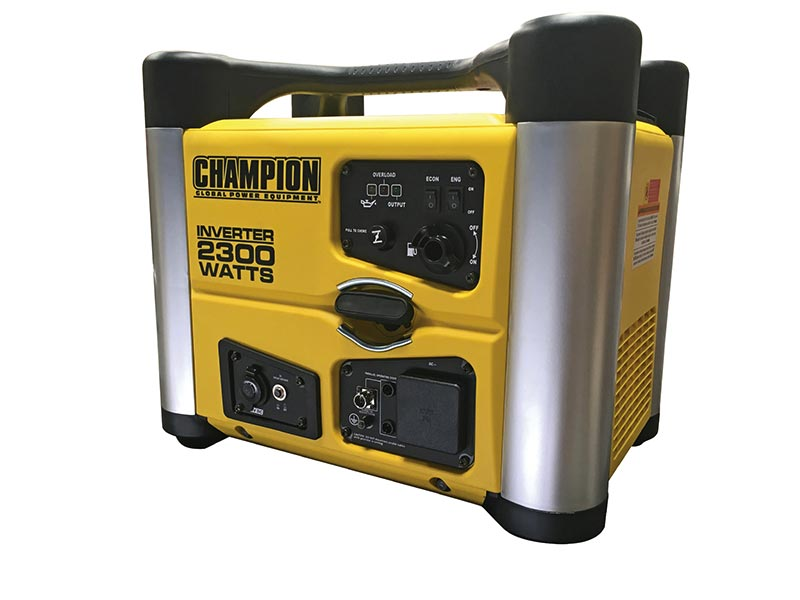 Elverk CHAMPION 2300W INVERTER BENSIN