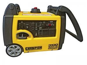 Elverk CHAMPION 3100W INVERTER BENSIN