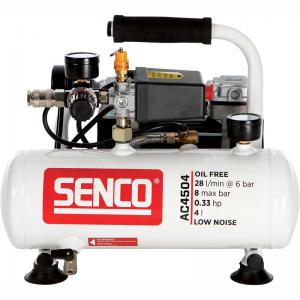 Kompressor Senco AC4504 LOW NOISE 8 bar