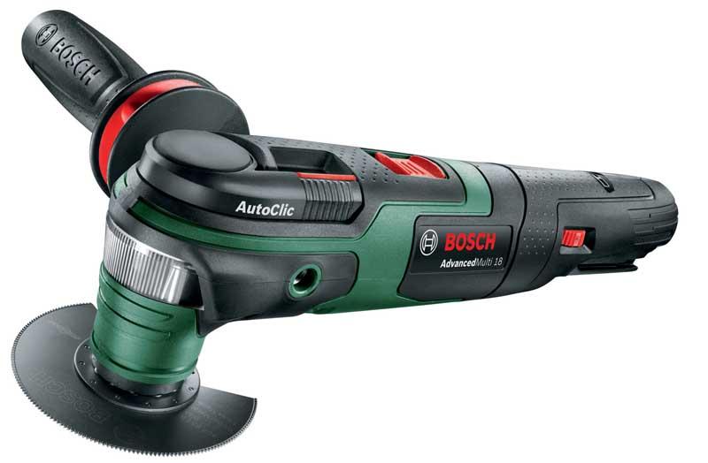 Multiverktyg Bosch AdvancedMulti 18V SOLO