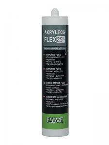 Akrylfog 25% FLEX Essve - VIT