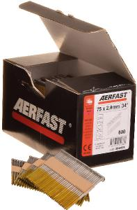 Banded negle 34 ° 600-pack Aerfast