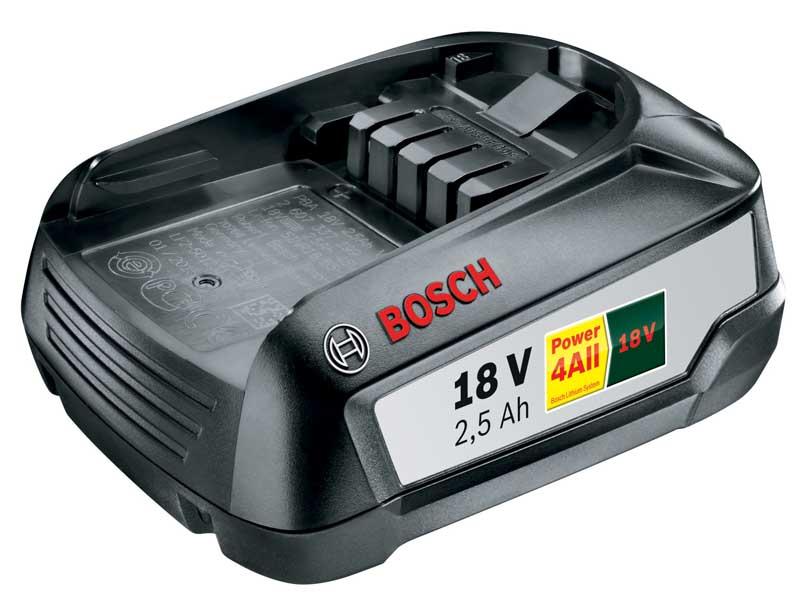 Batteri 18V Bosch LI 2,5AH Power4all