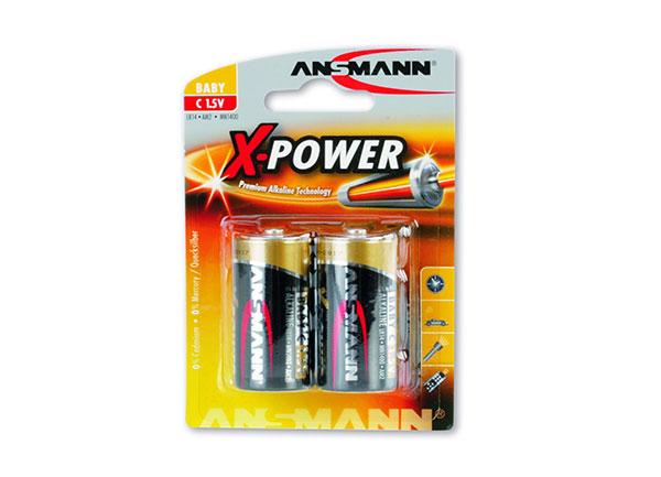 batteri ansmann lr14
