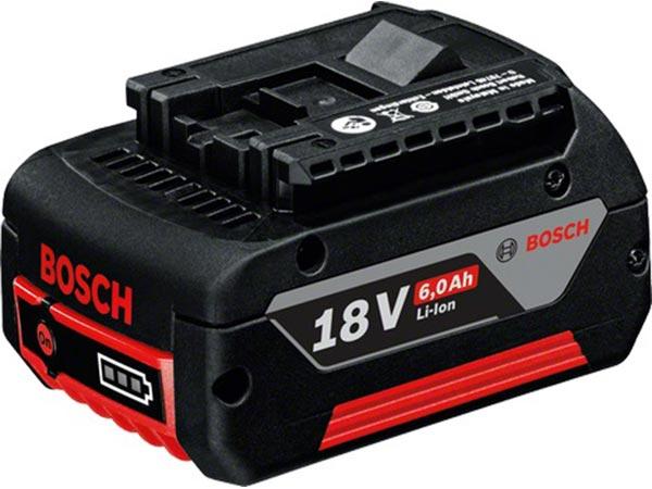 Batteri 18v 6.0 AH Bosch BGA Professional