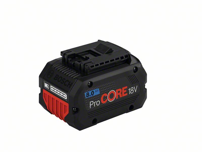 Batteri 18v 8.0 AH Bosch ProCore Professional