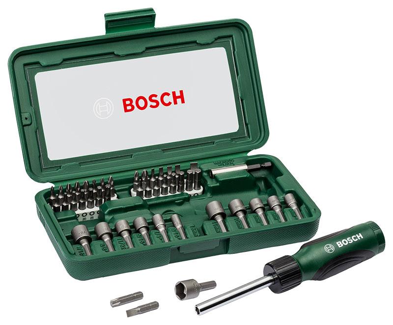 Bitsmejsel Bosch 46 delar
