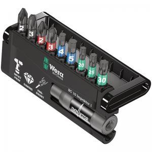 Bitssats Premium Plus Wera Impaktor BC 10-delar