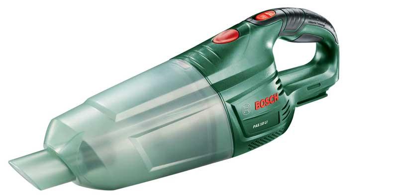 Dammsugare Bosch PAS 18 LI SOLO