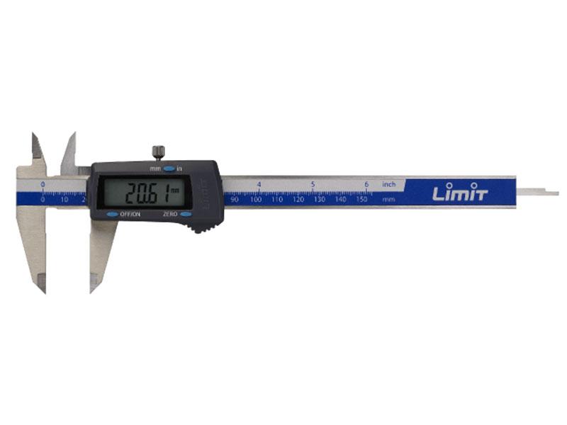 Skjutmått Digital 4-funktion Limit