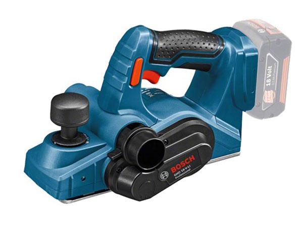 Elhyvel Bosch GHO 18 V-LI SOLO L-BOXX