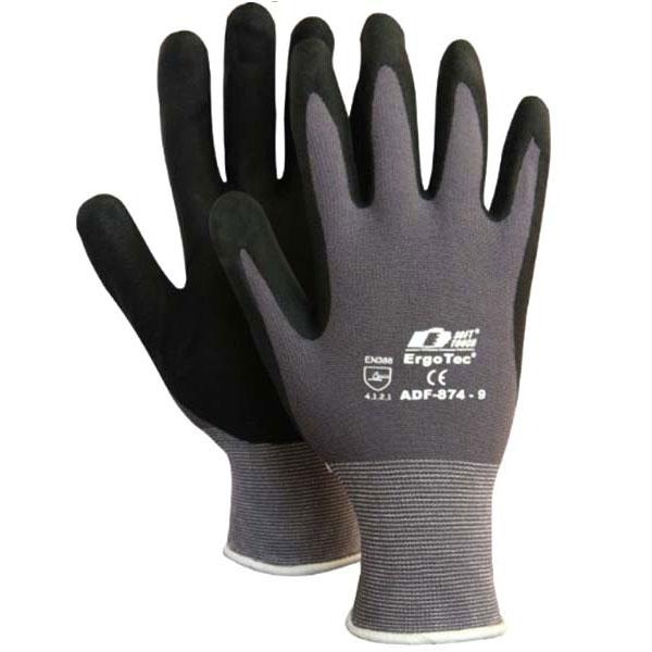 Arbetshandskar Soft Touch Ergo Tec (storlek. 7 - S)