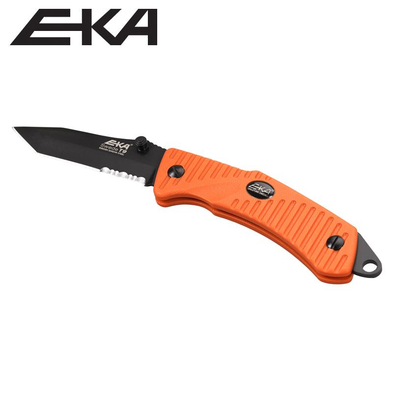 Fällkniv EKA Swede T9 Orange