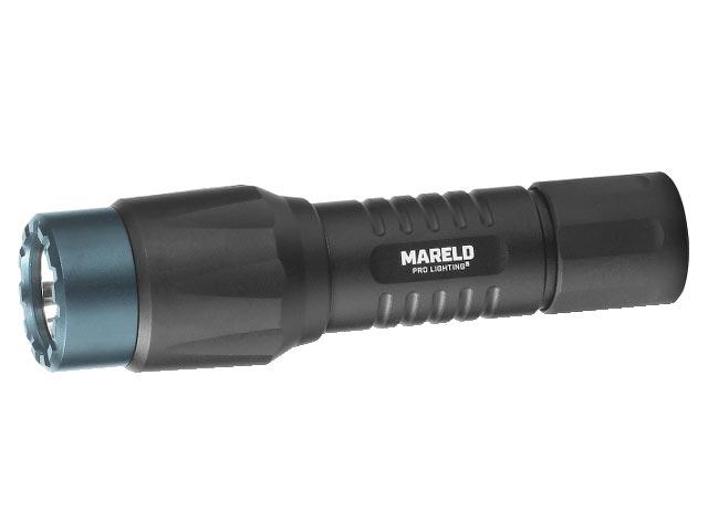 Ficklampa Flare 300 RE uppladdningsbar Mareld