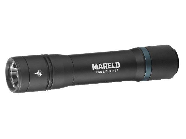 Ficklampa Nimbus 1000 RE uppladdningsbar Mareld