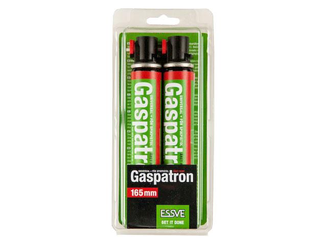 Gaspatron för spikpistol Essve 40g Röd 2-pack