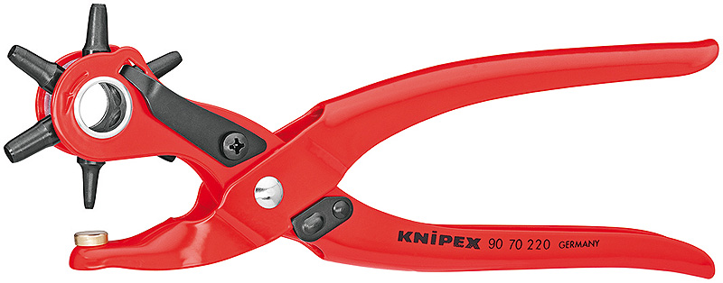 Håltång Revolvertång Knipex