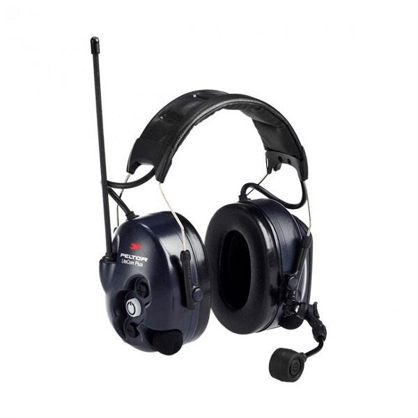Hörselskydd Peltor LiteCom Plus inkl Laddkit