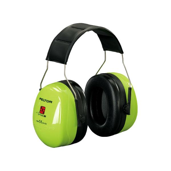 Hörselskydd PELTOR Optime III Hi-Viz H540A-461-GB
