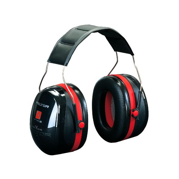 Hörselskydd PELTOR Optime III Svart H540A-411-SV
