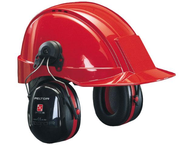 Hörselskydd PELTOR Optime III P3E H540P3E-413-SV