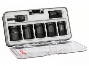 """Hylssats 7 delar 1/2"""" 13-24 mm Bosch Impact"""