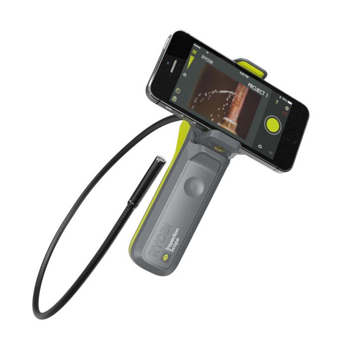 Inspektionskamera Ryobi Phone Works