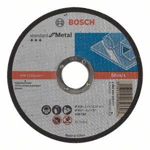 Kapskiva Bosch Standard för METALL