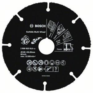 Kapskiva 125mm Bosch Multi Wheel för TRÄ