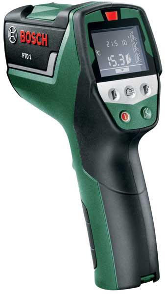 Klimatdetektor Bosch PTD 1
