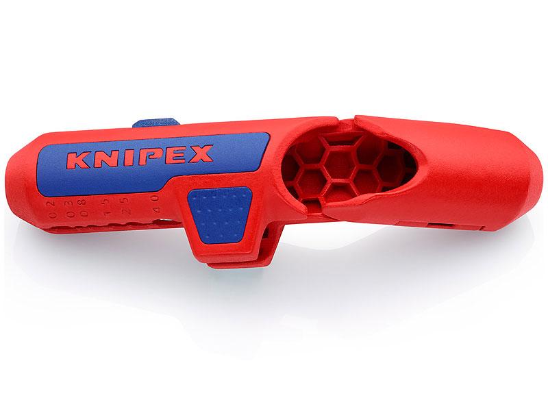 Avmantlingsverktyg Knipex ErgoStrip