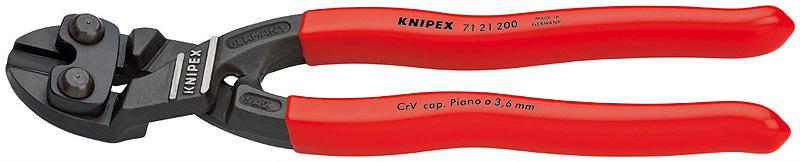 Kraftavbitare med utväxling vinklad CoBolt Knipex