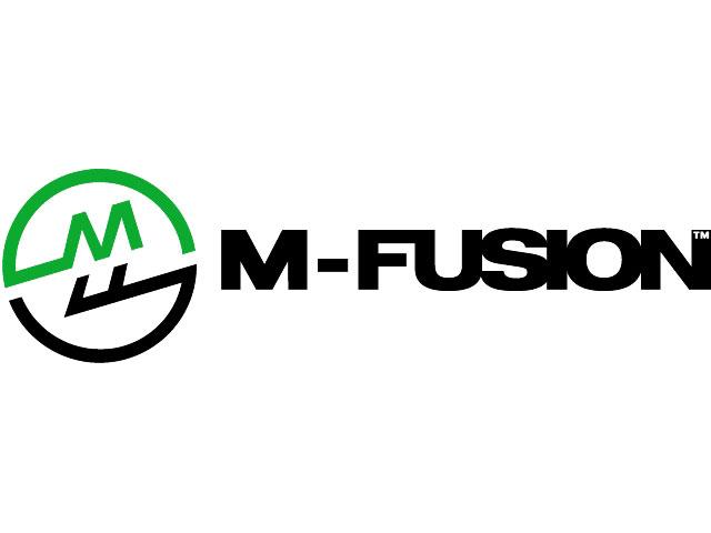 m-fusion logo
