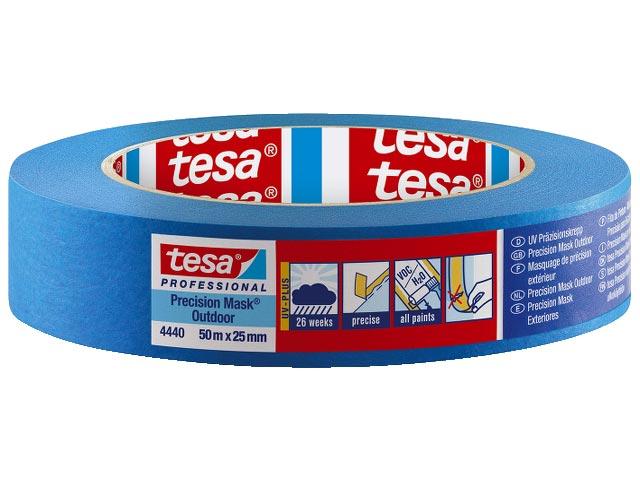 Maskeringstejp Tesa Precision 4440 UTE (25 mm x 50 m)