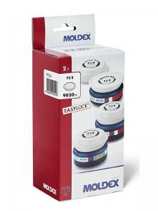 Partikelfilter till Moldex 7000 och 9000 2-pack