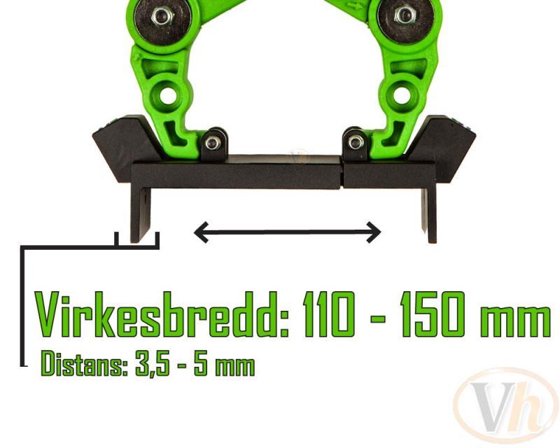 monteringsverktyg 3.5 150